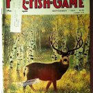 Fur Fish Game Magazine, September 1985