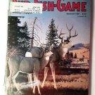 Fur Fish Game Magazine, September 1989