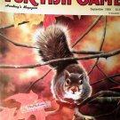 Fur Fish Game Magazine, September 1990