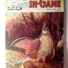 Fur Fish Game Magazine, September 1991