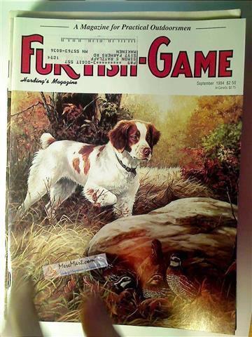 Fur Fish Game Magazine, September 1994
