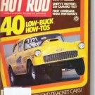 Hot Rod Magazine April 1979