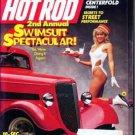 Hot Rod Magazine April 1988