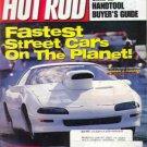 Hot Rod Magazine April 1997