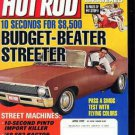Hot Rod Magazine April 1999