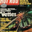 Hot Rod Magazine August 1972