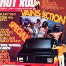 Hot Rod Magazine August 1976
