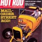 Hot Rod Magazine August 1980