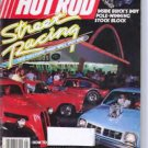 Hot Rod Magazine August 1985