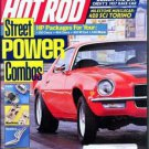 Hot Rod Magazine August 1987