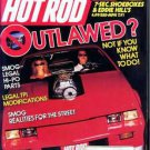Hot Rod Magazine August 1988