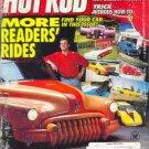 Hot Rod Magazine August 1992