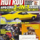 Hot Rod Magazine August 1995