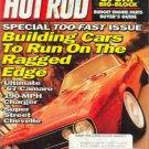 Hot Rod Magazine August 1996
