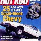 Hot Rod Magazine August 2002