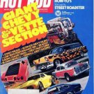 Hot Rod Magazine December 1976