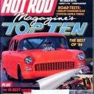 Hot Rod Magazine December 1986
