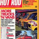 Hot Rod Magazine February 1974