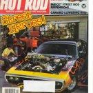 Hot Rod Magazine February 1983