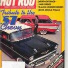 Hot Rod Magazine January 1982