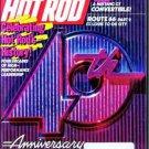 Hot Rod Magazine January 1988