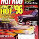 Hot Rod Magazine January 1996