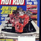 Hot Rod Magazine January 1999
