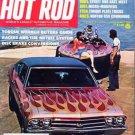 Hot Rod Magazine July 1975
