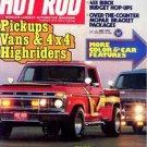 Hot Rod Magazine July 1977