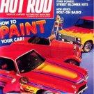 Hot Rod Magazine July 1980
