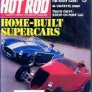 Hot Rod Magazine July 1982