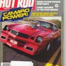 Hot Rod Magazine July 1984