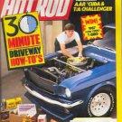 Hot Rod Magazine July 1987