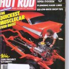 Hot Rod Magazine June 1984