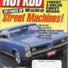 Hot Rod Magazine June 1999