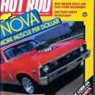 Hot Rod Magazine March 1982