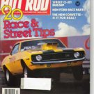 Hot Rod Magazine March 1983