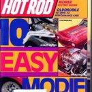 Hot Rod Magazine March 1986