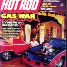 Hot Rod Magazine March 1987