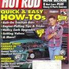 Hot Rod Magazine March 1993