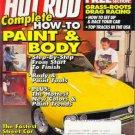 Hot Rod Magazine March 1995