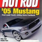 Hot Rod Magazine March 2003