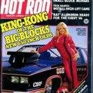 Hot Rod Magazine May 1983