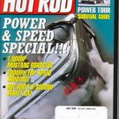 Hot Rod Magazine May 1999