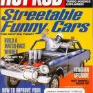 Hot Rod Magazine May 2001