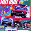 Hot Rod Magazine November 1989