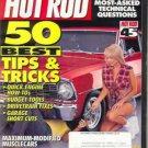 Hot Rod Magazine November 1993