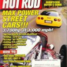 Hot Rod Magazine November 1997