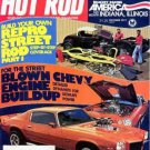 Hot Rod Magazine October 1977