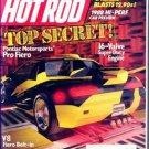 Hot Rod Magazine October 1987